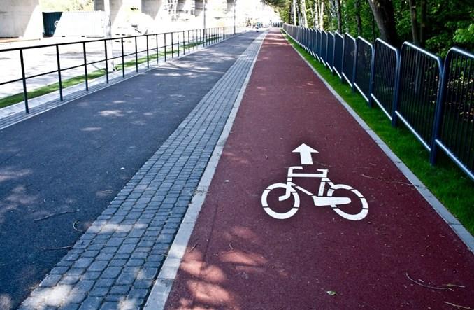 Wałbrzych. Będzie droga rowerowa z nietypowym oświetleniem