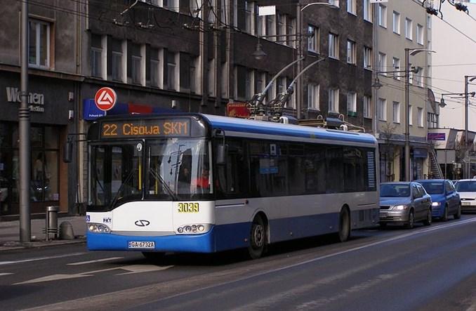 Gdynia kupuje pięć trolejbusów