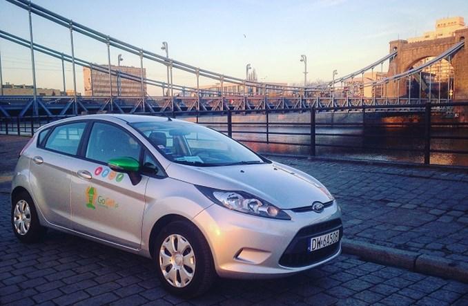 Wrocław już ma prywatny car sharing, czyli auta nie na własność