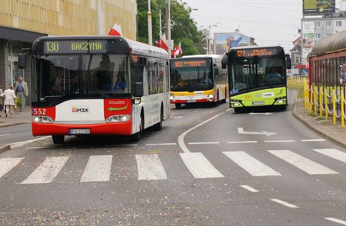 Gorzów Wielkopolski. Będzie 15 nowych autobusów w leasingu