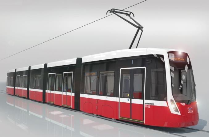Austria. Nie chcą więcej tramwajów Siemensa. Wolą Bombardiera