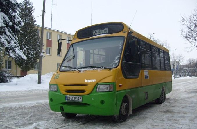 Hajnówka kupuje autobus