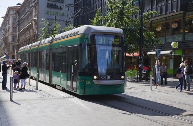 Finlandia. Helsinki zyskają międzymiastową linię tramwajową