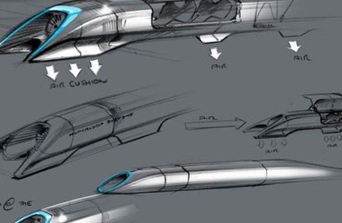 W Kalifornii powstaje tor dla (polskiego?) hyperloopa