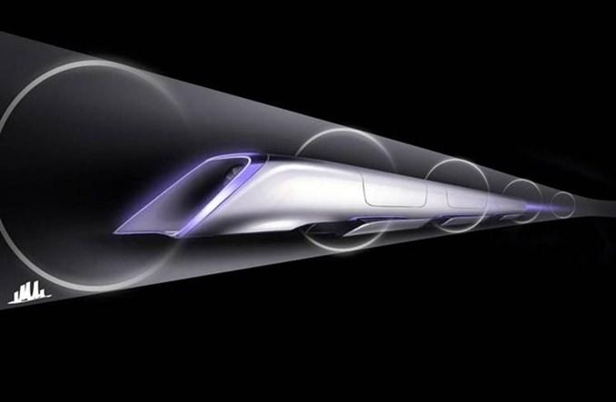 Jaworzno z pierwszym testowym odcinkiem hyperloopa?