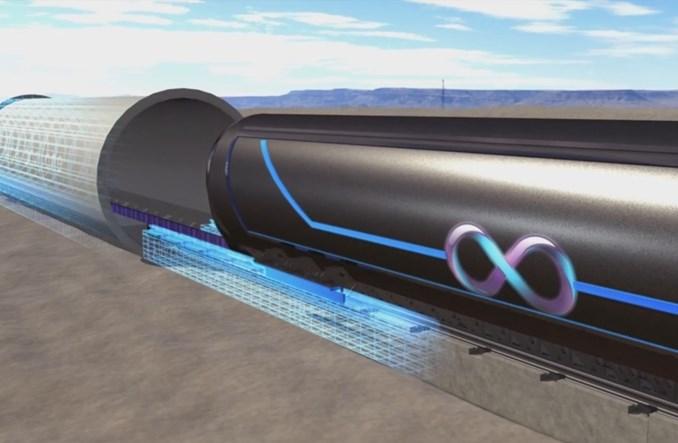 Hyperloopowy wyścig zbrojeń właśnie ruszył