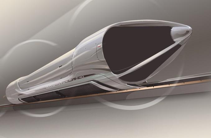 Rząd odpowiada Liroyowi: Interesujemy się hyperloopem