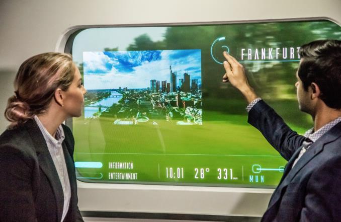 Zanim powstanie hyperloop jego technologię wykorzystają pociągi