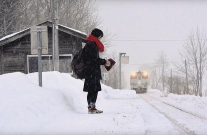 Japonia: Pociąg dla jednego pasażera