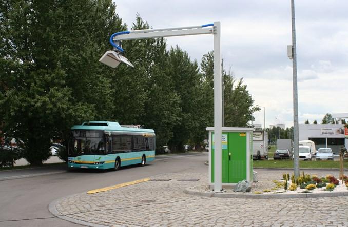 Prezydent Jaworzna: Marzą mi się modułowe autobusy elektryczne