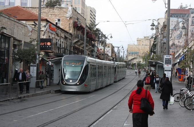 Jerozolima. Dwa światy i jeden tramwaj