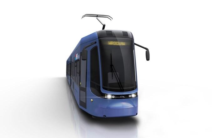 MPK Wrocław podpisał z Pesą umowę na sześć tramwajów
