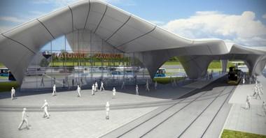 Katowice: ZUE zbuduje węzeł Zawodzie