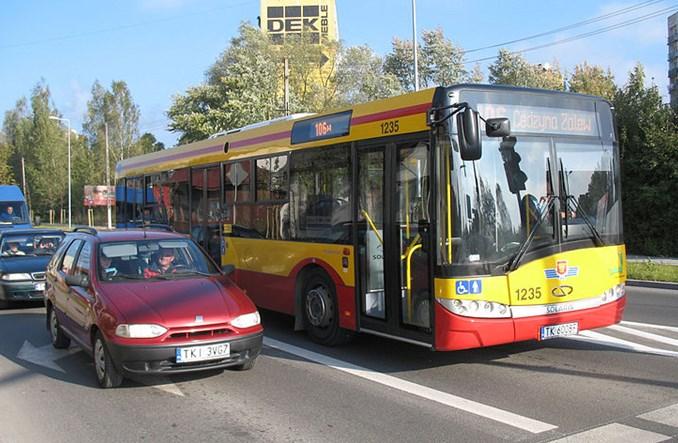 Kielce chcą kupić 20 nowych autobusów