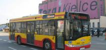Kielce. Gigantyczny przetarg autobusowy za… 600 mln zł