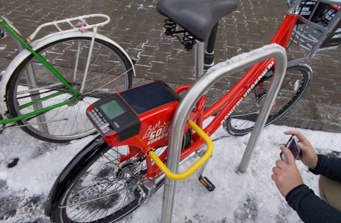 Kraków. Nazwa dla roweru wybrana. WAVELO