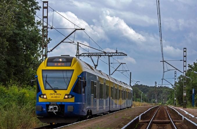 Antysmogowe Koleje Śląskie zachęciły 8,5 tys. pasażerów