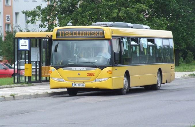 Koszalin kupuje dwa używane autobusy