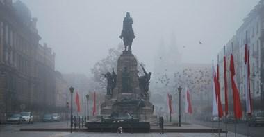 Smog nie ma pór roku
