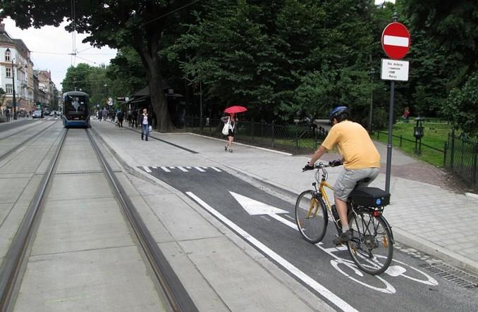 Kraków ma rowerowy przystanek wiedeński