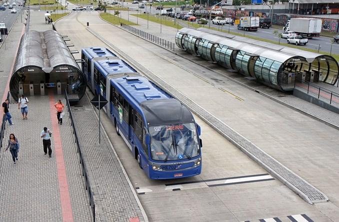 BRT w skali średniej i dużej, czyli Kurytyba i Bogota