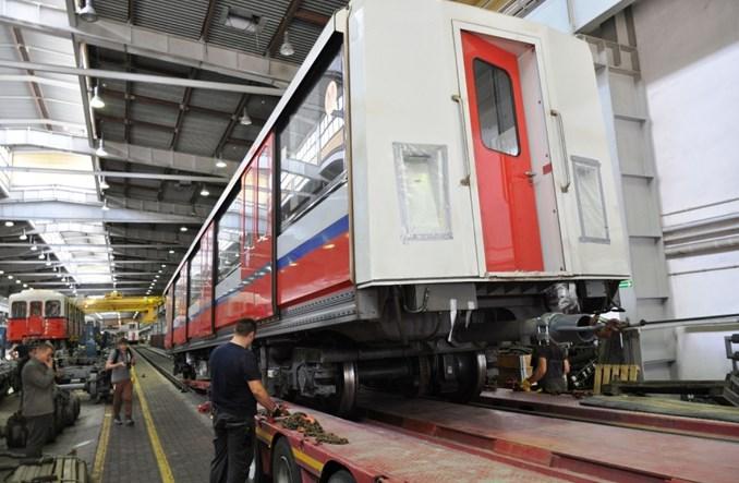 Metro: Metropolisy jadą na lawetach do remontu