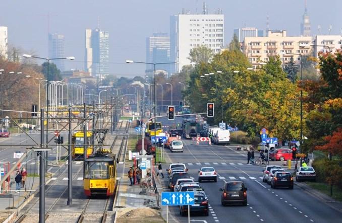 Tor postojowy na Wierzbnie gotowy. Najkrótsza linia tramwajowa stolicy