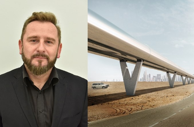 Liroy domaga się hyperloopa od Morawieckiego
