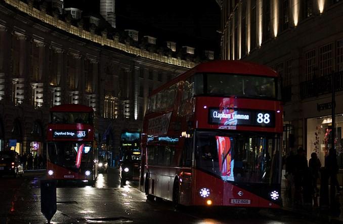 Londyn rezygnuje z odnowionych piętrusów. Są za drogie