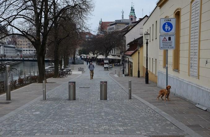 Lublana na odwyku od samochodów