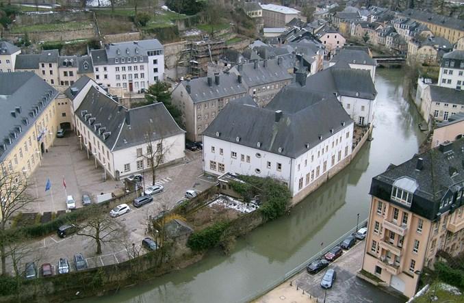 Tramwaj pojedzie ulicami Luksemburga