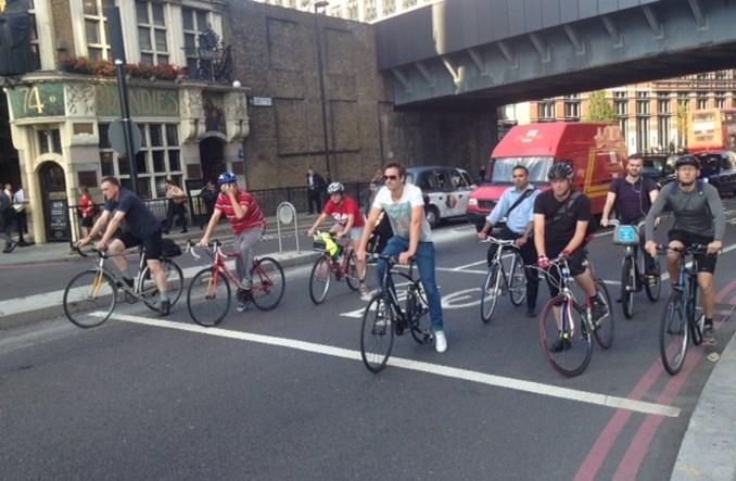 Rowerowa przyszłość Londynu pod znakiem zapytania?