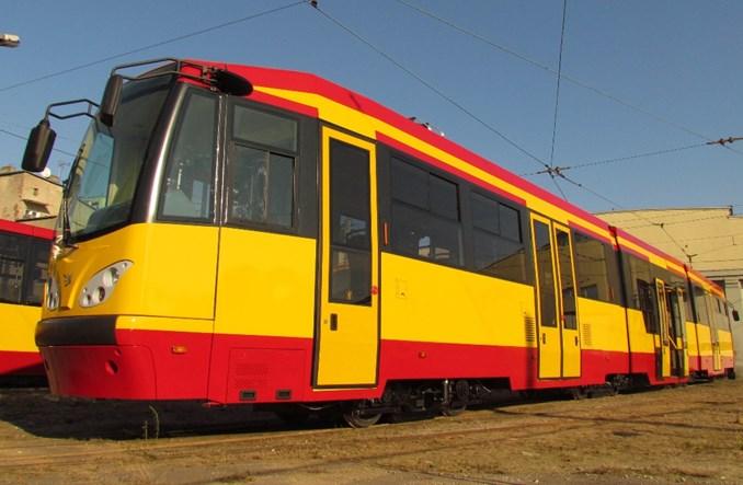 Łódź: Pierwszy M8C zmodernizowany
