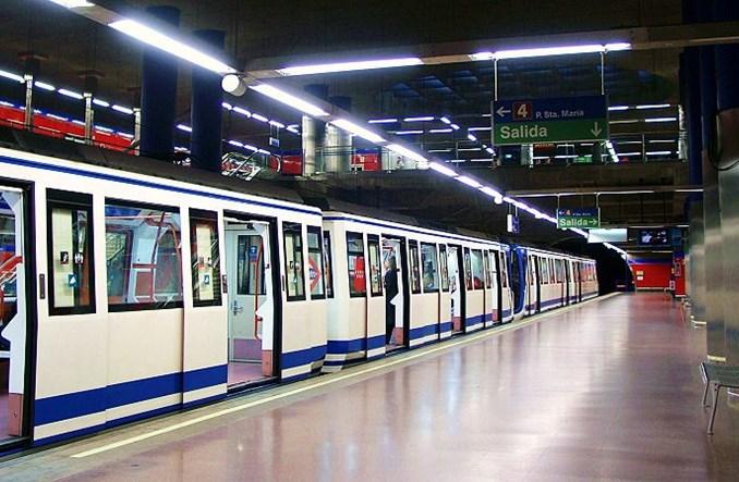 Madryt. Darmowe przejazdy metrem dla osób transseksualnych