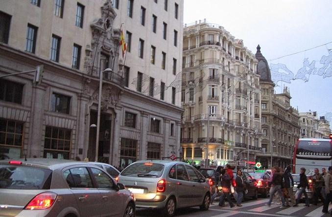 Madryt zamknie centrum dla samochodów z napędem diesela