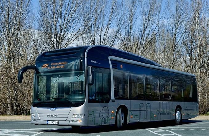 Hiszpania. Niskoemisyjne autobusy. MAN dominuje w Madrycie
