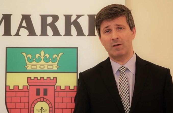 Burmistrz Marek: Z Karty Markowianina skorzysta 5–6 tys. osób