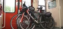 W Czechach coraz więcej rowerzystów korzysta z kolei