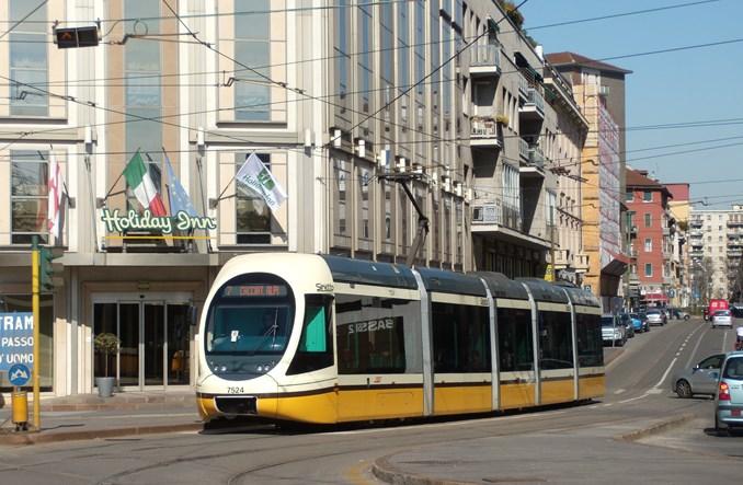 Mediolan wyremontuje nieczynną linię tramwajową