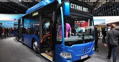 Hanower: Mercedes przedstawia autonomiczny autobus (zdjęcia)