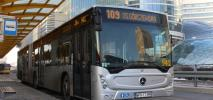 Warszawa. Nowy Mercedes Conecto na testach