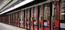 Pociągi metra pojadą do Mińska Mazowieckiego na naprawę