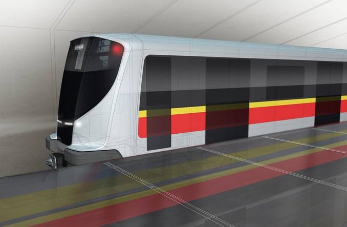 Pesa z dofinansowaniem na pociąg metra
