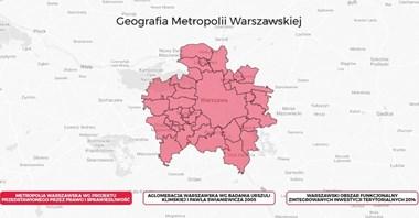 Do MegaWarszawy trafiły Leszno i Żabia Wola