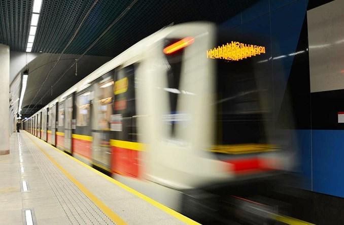 Niedługo miną 3 lata II linii metra. A błędy w informacji ciągle te same