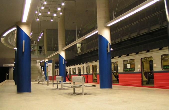 Metro Warszawskie pozytywnie ocenia 97 proc. pasażerów