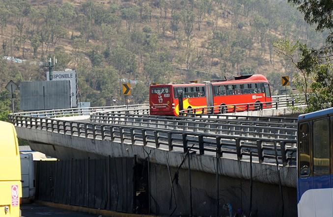 Scania obsłuży BRT w Mexico City