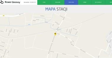 """Michałowice, czyli najmniejszy """"system"""" rowerowy w Polsce"""