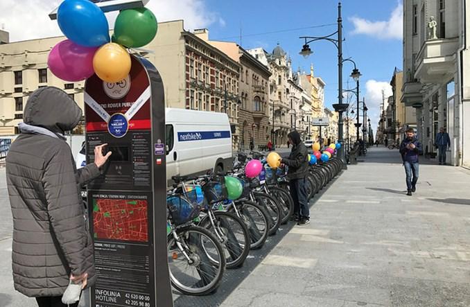 Dzień zwycięstwa Nextbike'a. Od wtorku milion rowerzystów