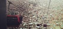 Boliwia. La Paz sięga chmur. Dzięki kolei gondolowej